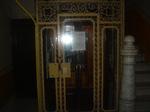 宿のエレベーター.JPG